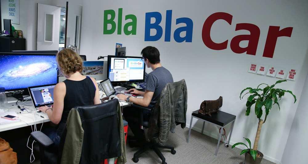 ridesharing platform blablacar raises 200m uktn uk tech news. Black Bedroom Furniture Sets. Home Design Ideas