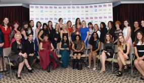 FDM everywoman in Technology Awards. Photo by Steve Dunlop.