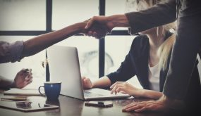handshake partnership agreement