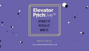 Elevator Pitch LIVE 2016