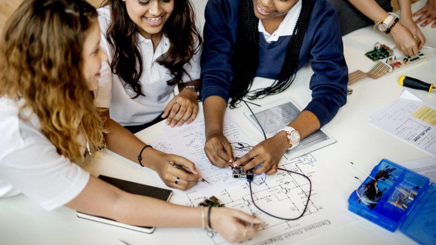 Girls STEM