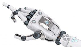 robot employee