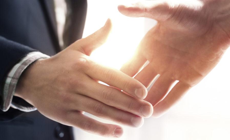 handshake, venture debt