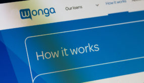 Wonga tech