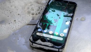 Washing bacteria off Mobile Phone