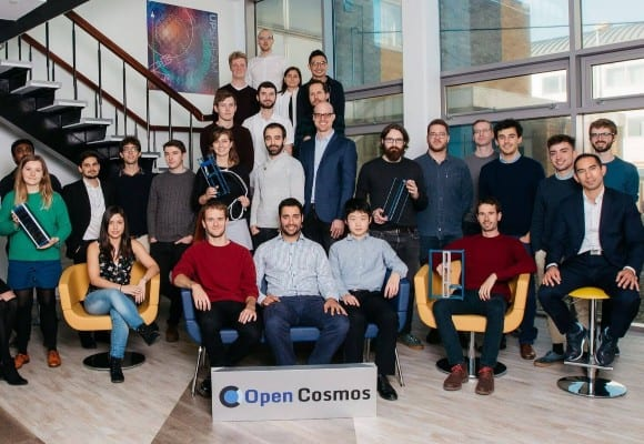 Open Cosmos  - Open cosmos - The most innovative UK-led space companies exploring new galaxies of technology in 2020