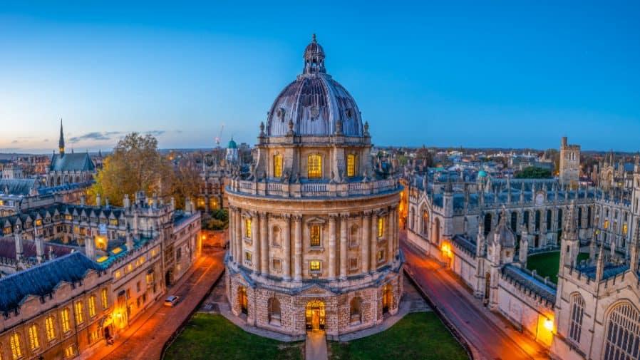 Oxford tech
