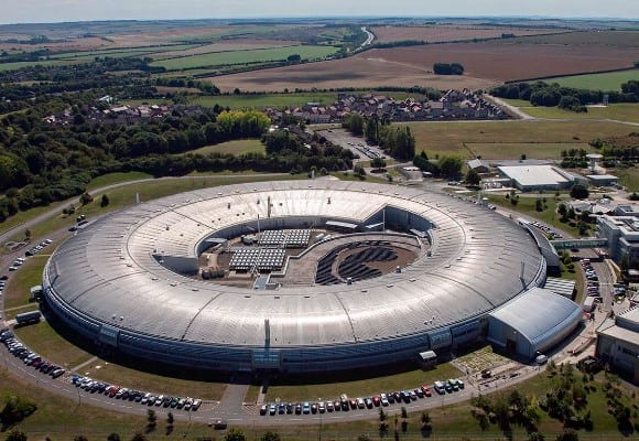 Diamond Light Source  - diamond - The most innovative UK-led space companies exploring new galaxies of technology in 2020