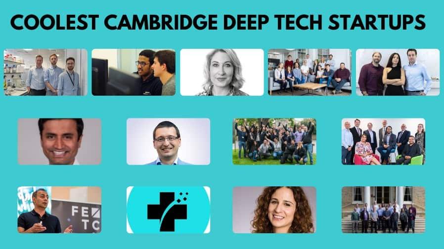 The most promising deep tech startups of Cambridge in 2021 - UKTN (UK Tech News)