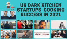 Dark Kitchen Startups UK