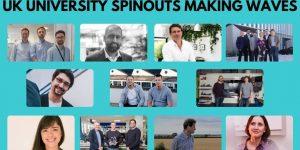 uk university spinouts