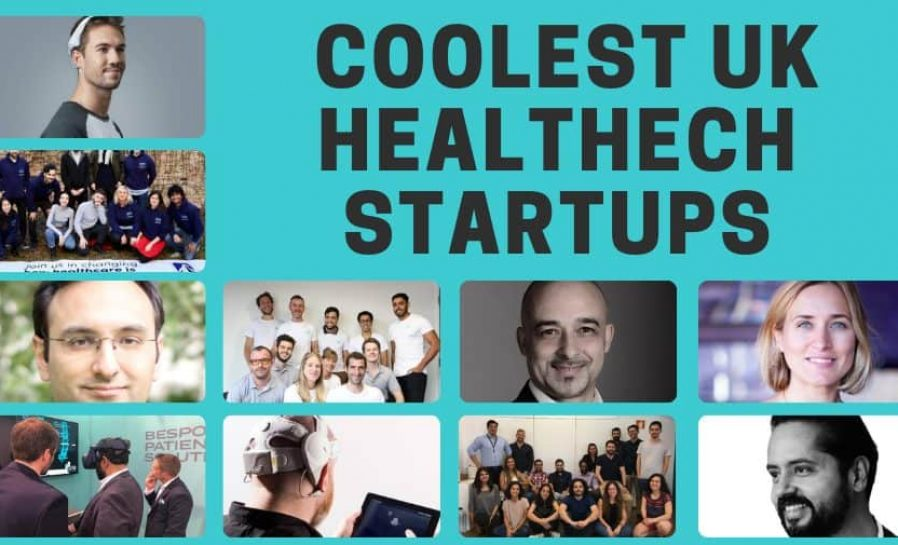 10 coolest UK healthech startups in 2021
