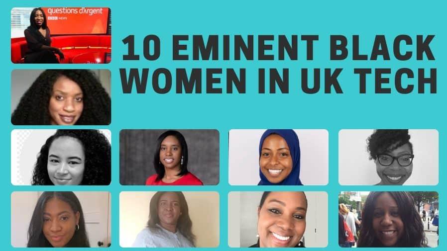 Black women in UK Tech