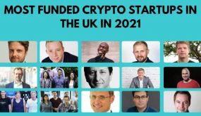 Crypto Startups in UK