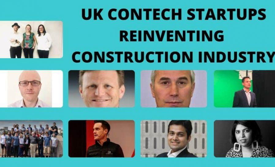 UK Contech Startups