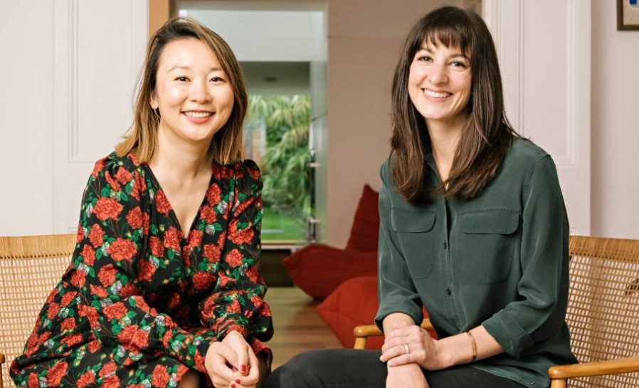 Vinterior co-founders