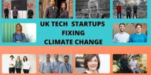 UK startups fixing climate change